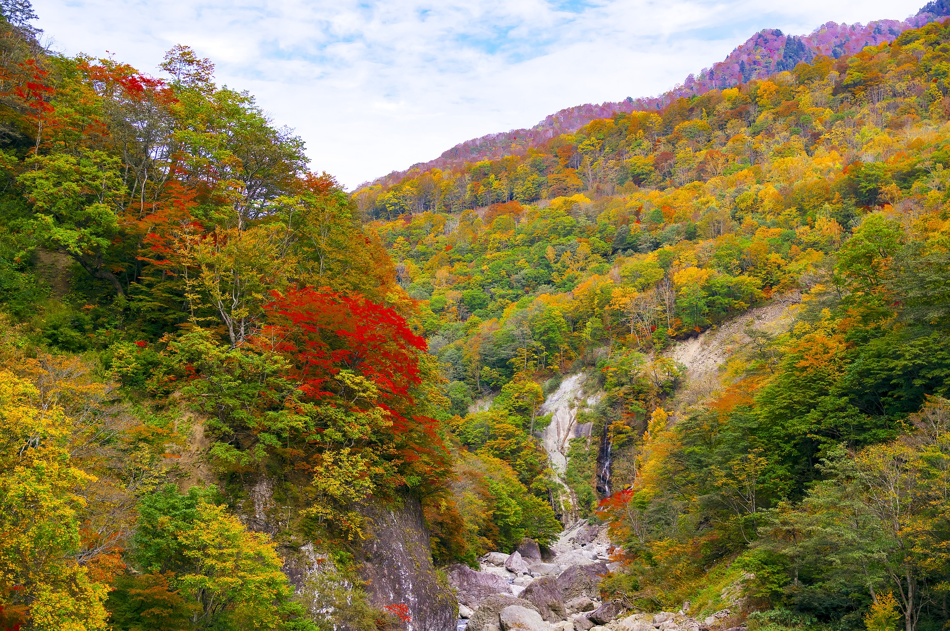 【長野県】下伊那郡天龍村への行き方・交通・おすすめの観光スポット