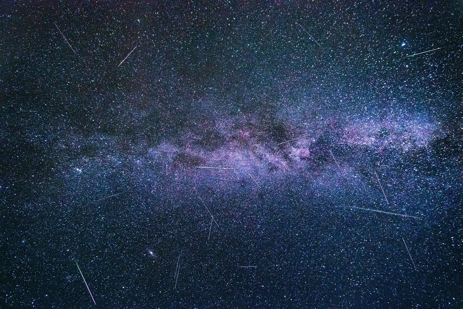 【2020年天文イベント】ペルセウス座流星群はいつからいつまで? 見える場所などまとめ